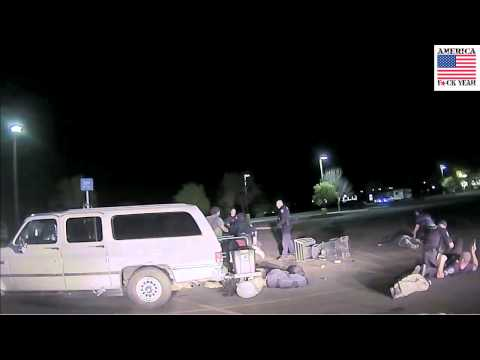 Dashcam Footage of Cottonwood, AZ WalMart Brawl With Police from YouTube · Duration:  8 minutes 47 seconds
