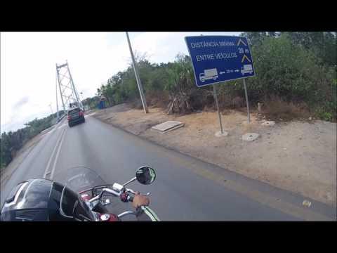 Travessia Ponte do Rio Kuanza para a Provincia do Bengo   Angola África