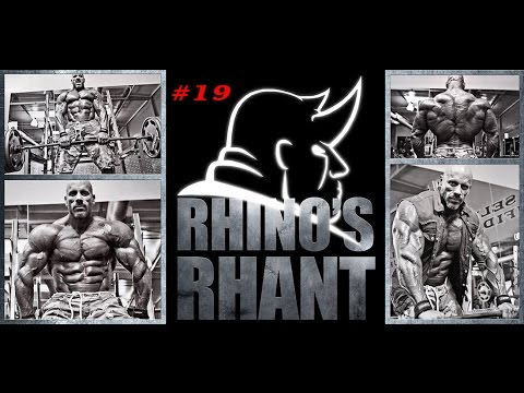 Rhino's Rhants #19 - Training your metabolism