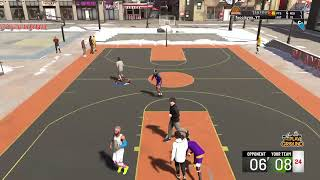 NBA 2K20 PLAYING WITH ALL VIEWERS PS4 ISO PARK Do YALL WANT MY FACE CREATION