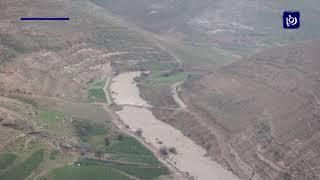 وزارة المياه تحذر من فيضان سد الوالة - (5-3-2019)