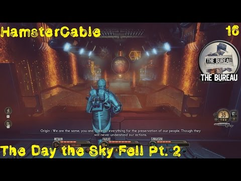 Episode 16 - The Day the Sky Fell Pt. 2 - Let's Play The Bureau:  X-Com Declassified