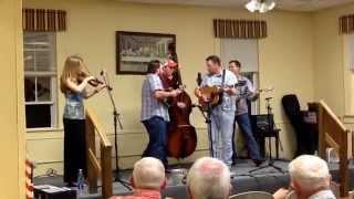 Carolina Blue Band- Roll On Buddy, Roll On