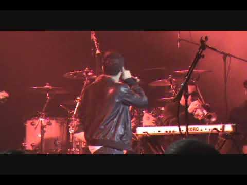 Ryan Leslie - Valentine (Live)