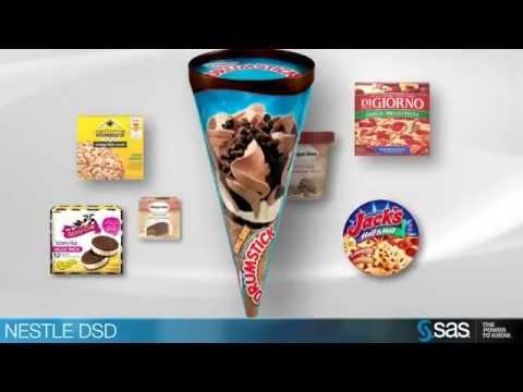 Nestle Demand Planning