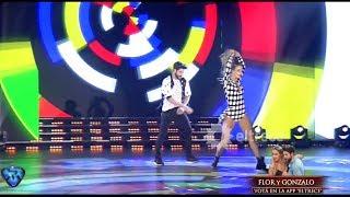 A puro Cumbia Pop, Flor Vigna y Gonzalo Gerber cerraron su gran final