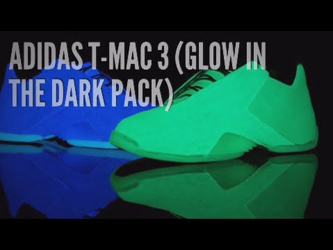 ADIDAS T-MAC 3 (GLOW IN THE DARK PACK)  SNEAKERS T - YouTube 5045e75d1