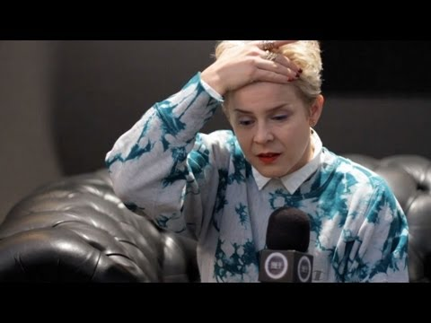 ROBYN - Interview! OFIVE