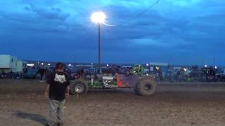 Mud Racing Chinle, AZ Super Modified Rd 1 Day 2 2013