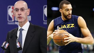 The NBA Has Suspended The Season