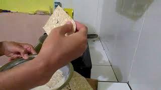 Tempe goreng kriuk ala tepung bumbu Sasa tempe mendoan simple