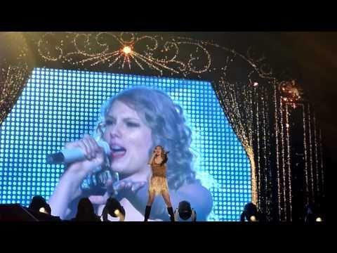 Taylor Swift - Sparks Fly -  Japan Tour  2011.2.16 @Budokan HD