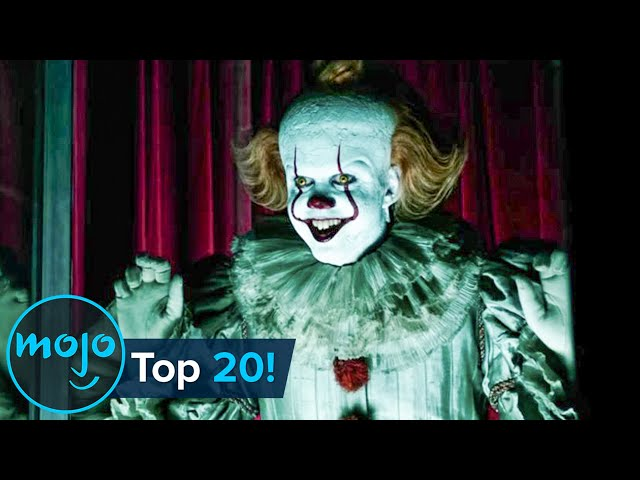 Top 20 Scariest IT Franchise Moments