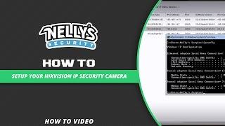 Hikvision IP Camera Setup