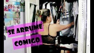 SE ARRUME COMIGO (MAKE + LOOK) - CINEMA COM O BOY