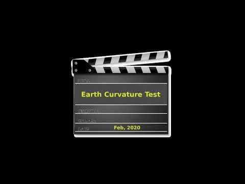Flat Earth - Curvature test Feb 2020 thumbnail