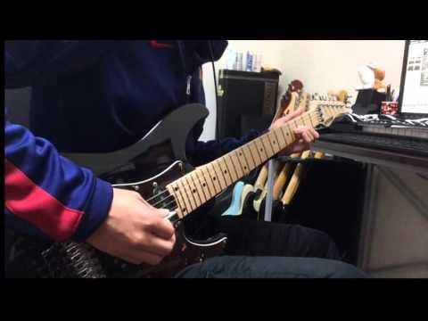 MUSIC LIFE / GLAY (Guitar cover, POD HD500X Treadplate)