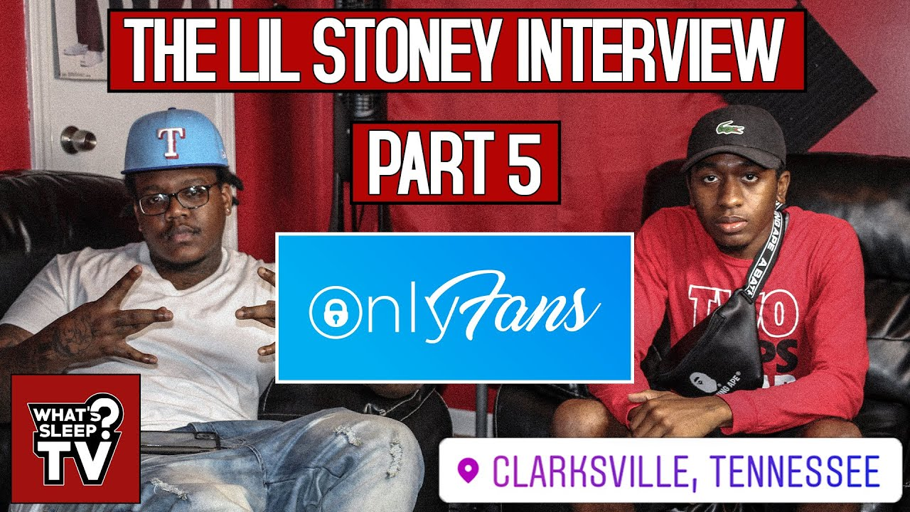 "Lil Stoney On If His Girlfriend Made An OnlyFans ""We'll Be F*cking On There Together!"""