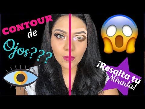 ¿Contour de ojos? nueva tendencia en makeup