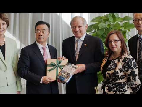 The Chinese Communist Party's power and influence in Australia