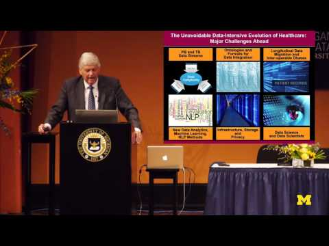 George Poste | Big Data and the Evolution of Precision (Personalized) Medicine