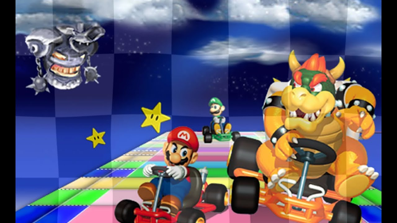 Mario Kart Wii All Mario Kart Super Circuit Custom Tracks Gba