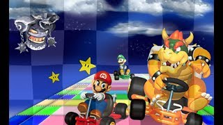 Mario Kart Wii - ALL Mario Kart Super Circuit Custom Tracks (GBA)