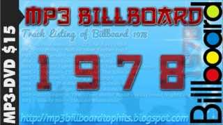 mp3 BILLBOARD 1978 TOP Hits mp3 BILLBOARD 1978
