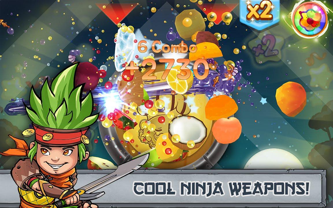 Fruit ninja 5 -  Hd Fruit Ninja Champions Gameplay Ios Android Proapk Youtube
