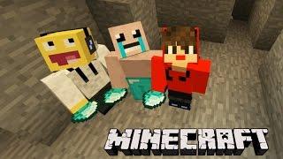 Minecraft: EQUIPE SURVIVAL - A MINERAÇÃO sem DIAMANTES?! #90