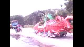 47th araw ng davao del sur float parade