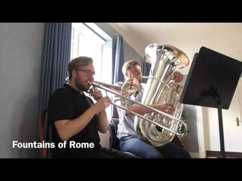 Fountains Of Rome Low brass
