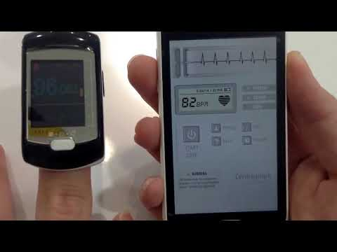 App Review - Cardiograph VS Pulse Oximeter