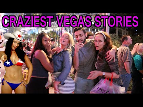 VEGAS STORIES GONE WILD! ( X-RATED)