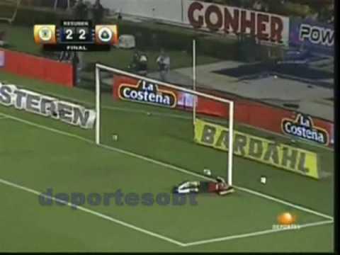 Fútbol Mexicano - Bicentenario 2010 - Tigres vs. Pumas (2-2) - [HQ] - [480p]