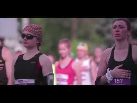 Film Kiev City Marathon _ фильм Киевский Марафон