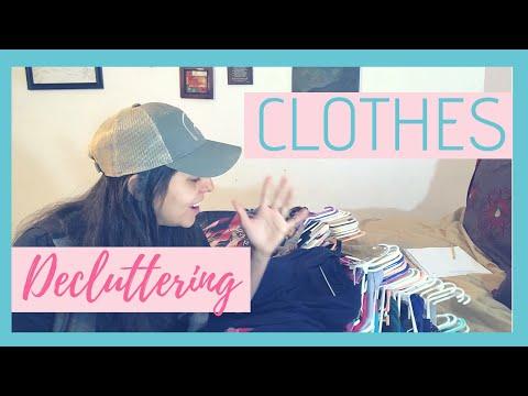 Tidying Clothes | Konmari for Catholics Series | Week 1