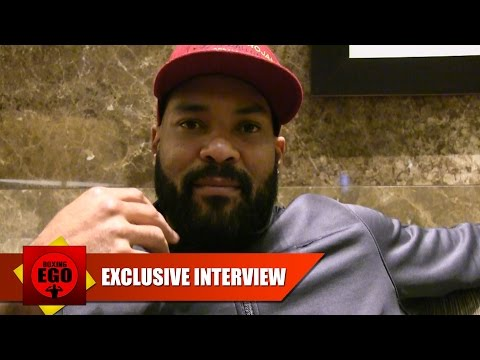 "Gerald Washington talks HW division, PBC, Joshua-Breazeale, Tyson Fury SHAPE is ""EMBARRASSING"""