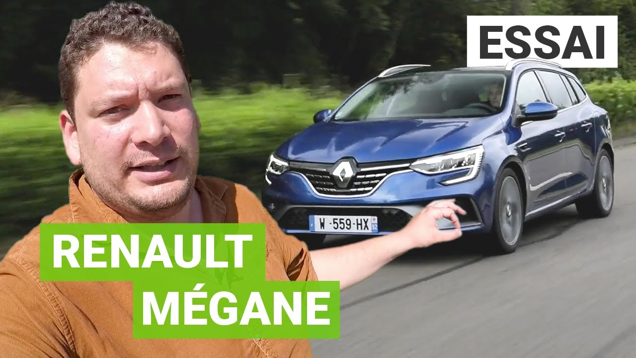 Renault Mégane e-Tech : le break hybride rechargeable à l'essai