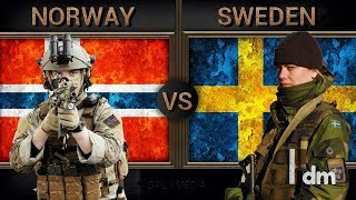 Norway vs Sweden - Army/Military Power Comparison 2018 (Norwegian Army vs Swedish Army)