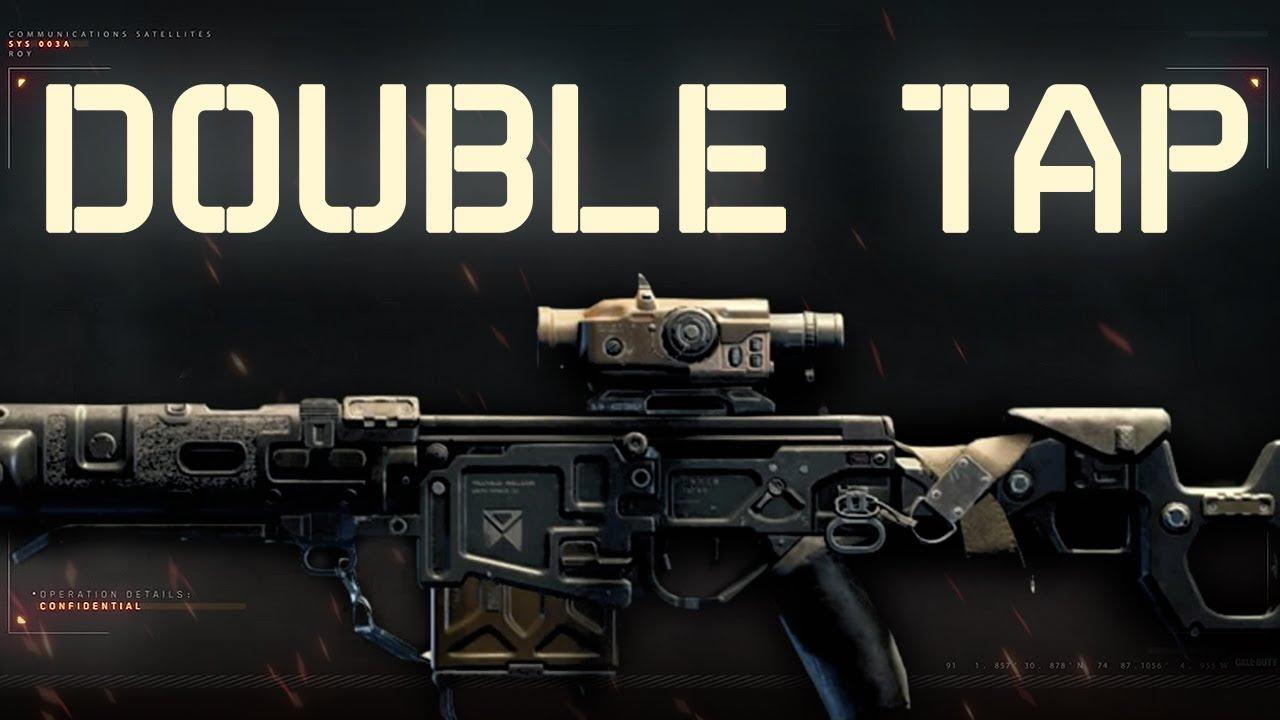 auger dmr double tap
