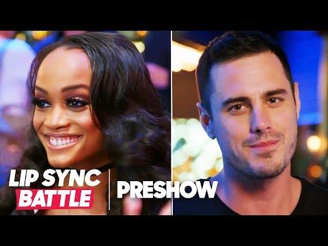 Rachel Lindsay vs. Ben Higgins | Lip Sync Battle Preshow