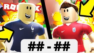 Roblox Decides Who Will Win The Fifa World Cup!