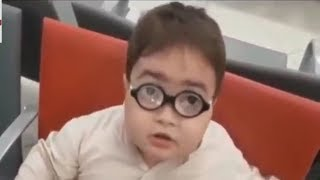 Pathan ka bacha Ahmed Shah kid Latest Funny Video