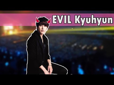 "EVIL Kyuhyun funny Moments ""That's why we love him"""