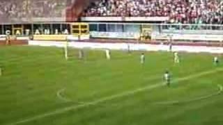 Catania - Roma Goal martinez e salvezza raggiunta!