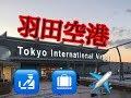 【羽田空港】飛行機を見に行きました!