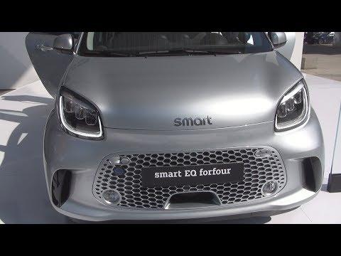 Smart EQ ForFour (2020) Exterior And Interior