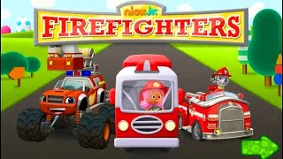 Nick Jr. Firefighters Adventure Game for Kids and Toddlers in English