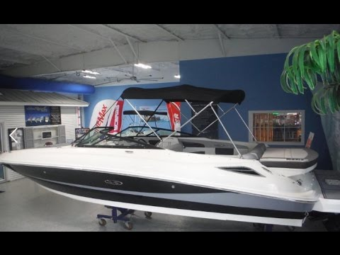 Motor boat - Youtube videos - Sea Ray Sdx 290 Outboard